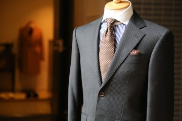 Ile kosztuje garnitur szyty na miarę