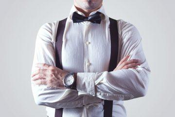 Modne koszule męskie do garnituru