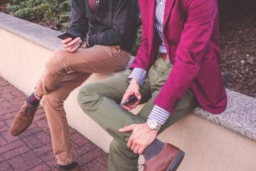 Co to znaczy spodnie chinosy
